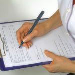 La compilazione della cartella clinica e consenso informato